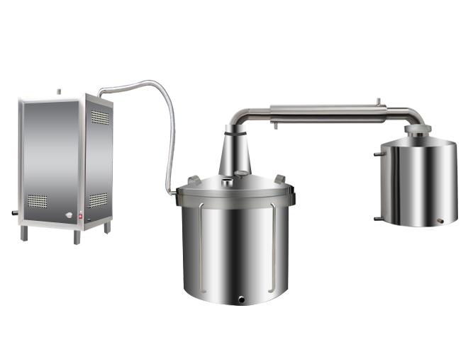 液化气、天然气蒸汽机式JBO官网